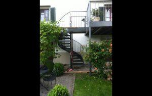 Treppe-in-Stahl-Gelaender